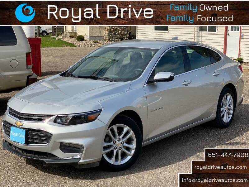 2017 Chevrolet Malibu for sale at Royal Drive in Newport MN