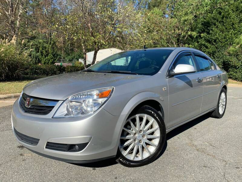 2008 Saturn Aura for sale at Triangle Motors Inc in Raleigh NC