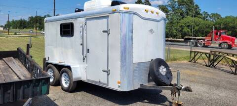 2004 Haulmark enclosed,AC,RV,2 beds,toy haul for sale at COLLECTABLE-CARS LLC in Nacogdoches TX