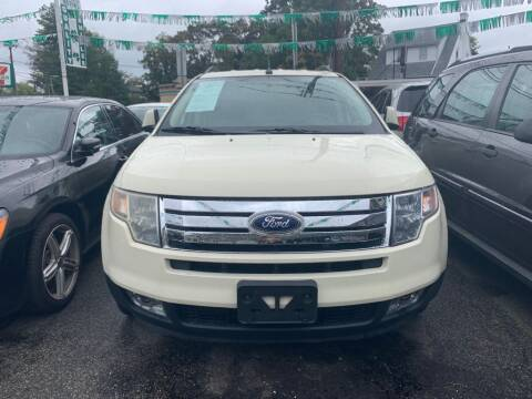 2008 Ford Edge for sale at Park Avenue Auto Lot Inc in Linden NJ