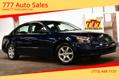 2006 Nissan Altima for sale at 777 Auto Sales in Bedford Park IL