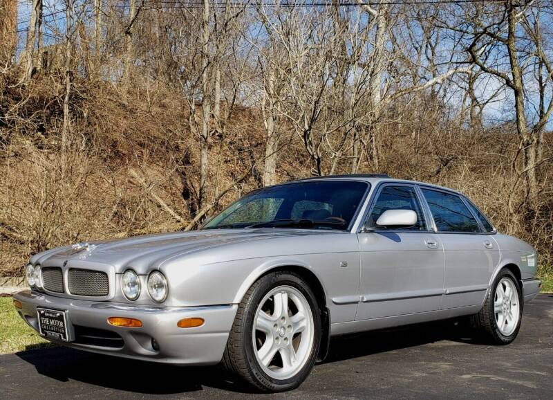 2001 Jaguar XJR for sale at The Motor Collection in Columbus OH