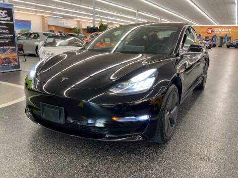 2019 Tesla Model 3 for sale at Dixie Motors in Fairfield OH