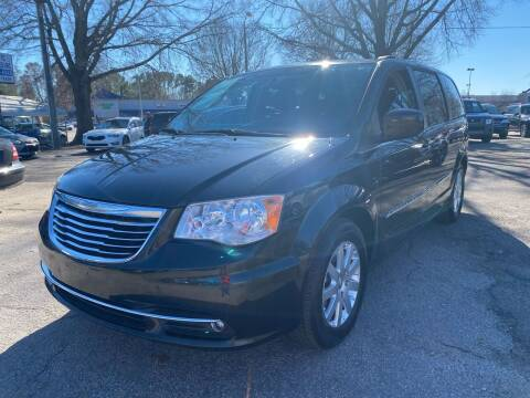 2013 Chrysler Town and Country for sale at Atlantic Auto Sales in Garner NC