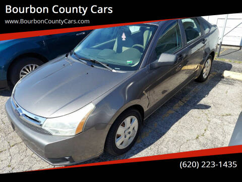 2009 Ford Focus for sale at Bourbon County Cars in Fort Scott KS
