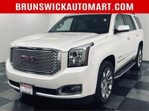 2017 GMC Yukon for sale at Brunswick Auto Mart in Brunswick OH