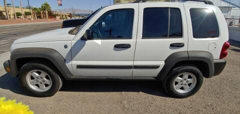 2007 Jeep Liberty for sale at ACE AUTO SALES in Lake Havasu City AZ