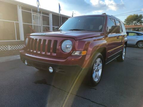 2014 Jeep Patriot for sale at A & R Autos in Piney Flats TN