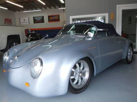 1955 Porsche 356 Speedster for sale at Haggle Me Classics in Hobart IN