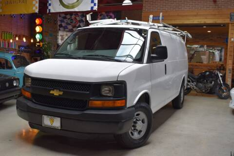 2010 Chevrolet Express Cargo for sale at Chicago Cars US in Summit IL