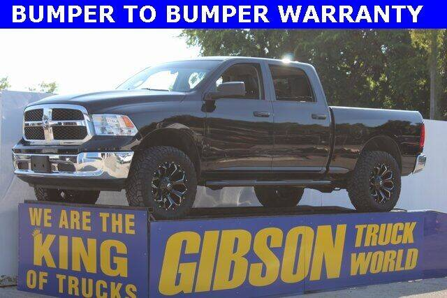 2019 RAM Ram Pickup 1500 Classic for sale at Gibson Truck World in Sanford FL