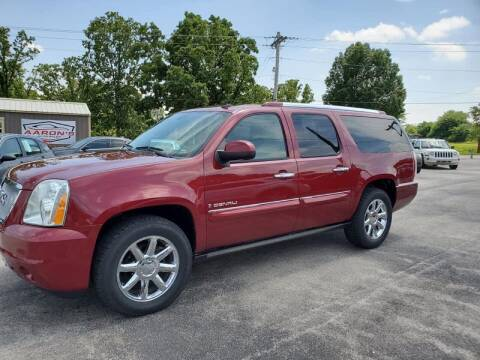 2008 GMC Yukon XL for sale at Aaron's Auto Sales in Poplar Bluff MO