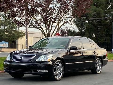 2005 Lexus LS 430 for sale at AutoAffari LLC in Sacramento CA