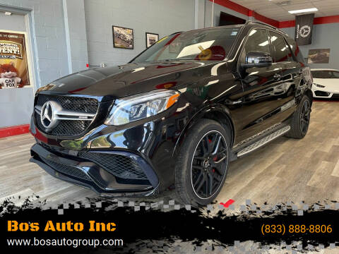 2017 Mercedes-Benz GLE for sale at Bos Auto Inc in Quincy MA