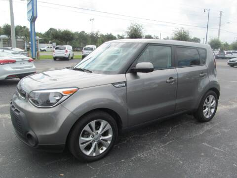 2015 Kia Soul for sale at Blue Book Cars in Sanford FL