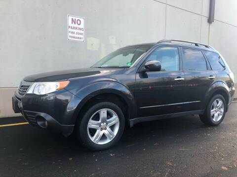 2010 Subaru Forester for sale at International Auto Sales in Hasbrouck Heights NJ