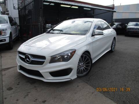 2016 Mercedes-Benz CLA for sale at Newark Auto Sports Co. in Newark NJ