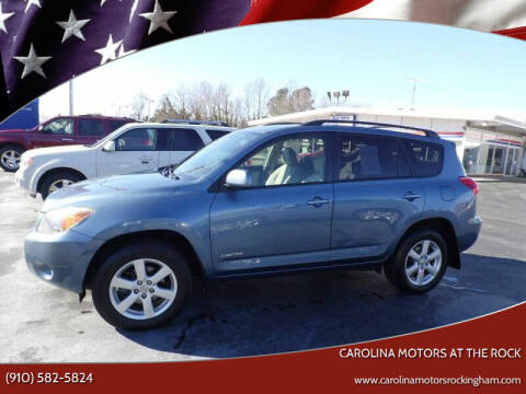 2007 Toyota RAV4 for sale at Carolina Motors at the Rock - Carolina Motors-Thomasville in Thomasville NC