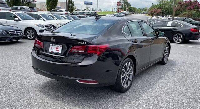 2017 Acura TLX V6 4dr Sedan w/Technology Package - Roswell GA