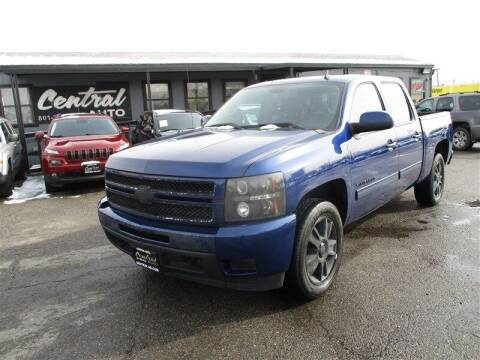 2013 Chevrolet Silverado 1500 for sale at Central Auto in South Salt Lake UT