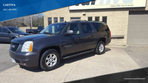 2010 GMC Yukon XL for sale at CARTIVA in Stillwater MN