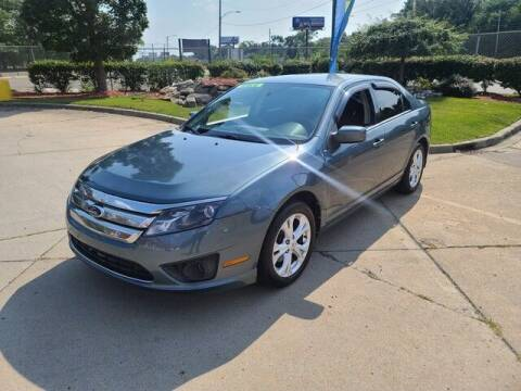 2012 Ford Fusion for sale at G & R Auto Sales in Detroit MI