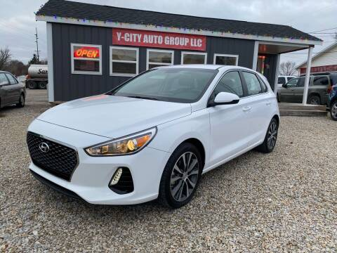 2018 Hyundai Elantra GT for sale at Y City Auto Group in Zanesville OH