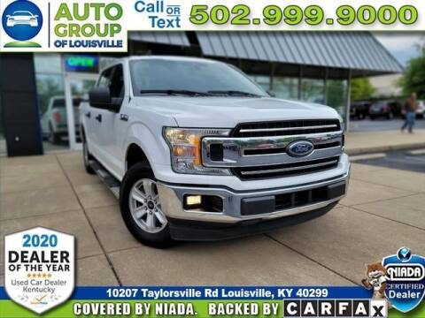 2019 Ford F-150 for sale at Auto Group of Louisville in Louisville KY