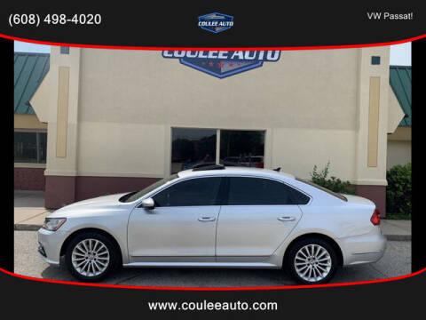 2016 Volkswagen Passat for sale at Coulee Auto in La Crosse WI