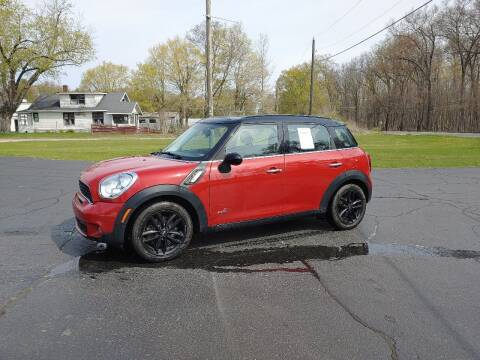 2014 MINI Countryman for sale at Depue Auto Sales Inc in Paw Paw MI