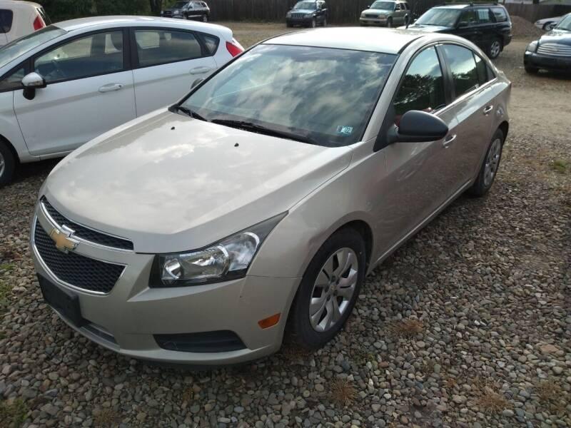 2012 Chevrolet Cruze for sale at Seneca Motors, Inc. (Seneca PA) in Seneca PA