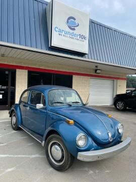 1974 Volkswagen Beetle for sale at CarUnder10k in Dayton TN