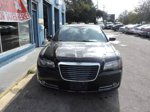2012 Chrysler 300 for sale at Drive Auto Sales & Service, LLC. in North Charleston SC