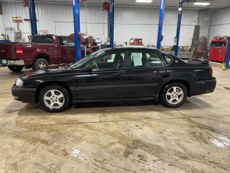 2003 Chevrolet Impala for sale at Southwest Sales and Service in Redwood Falls MN