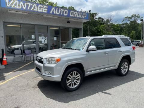 2010 Toyota 4Runner for sale at Vantage Auto Group in Brick NJ