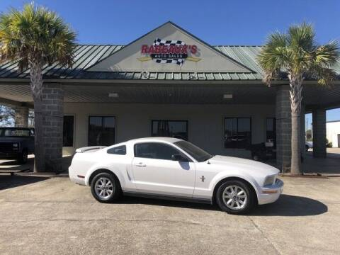 2006 Ford Mustang for sale at Rabeaux's Auto Sales in Lafayette LA