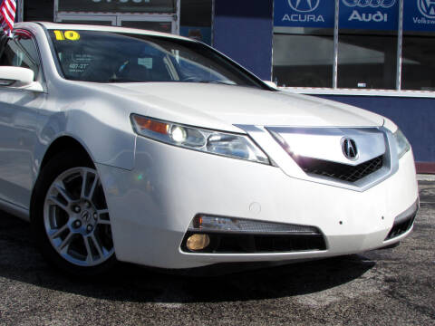 2010 Acura TL for sale at Orlando Auto Connect in Orlando FL