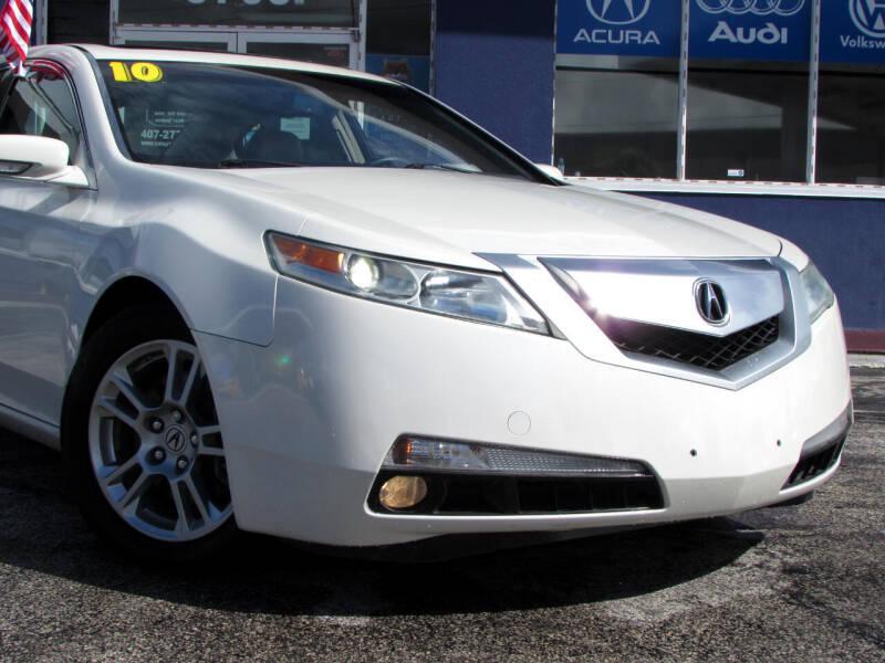 2010 Acura TL for sale at Orlando Auto Connect in Orlando FL