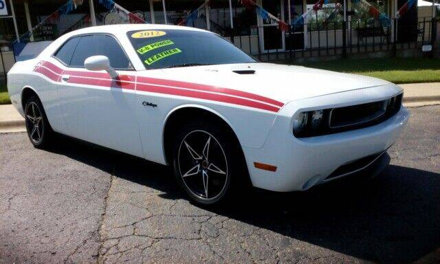 2012 Dodge Challenger for sale at Jim Clark Auto World in Topeka KS