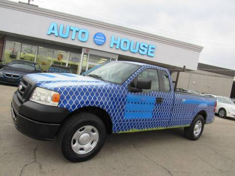 2006 Ford F-150 for sale at Auto House Motors in Downers Grove IL