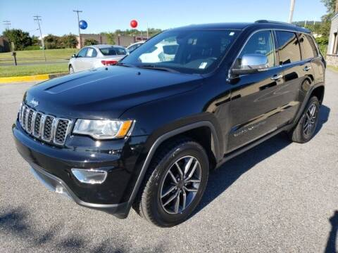 2019 Jeep Grand Cherokee for sale at Hi-Lo Auto Sales in Frederick MD
