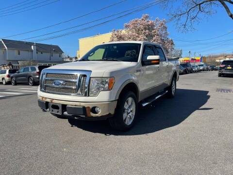 2009 Ford F-150 for sale at Kapos Auto, Inc. in Ridgewood, Queens NY
