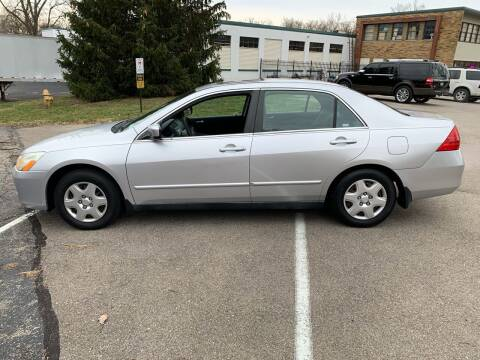 2007 Honda Accord for sale at Stuart's Cars in Cincinnati OH