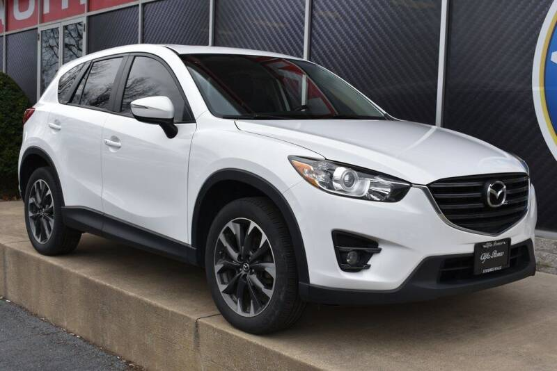 2016 Mazda CX-5 for sale at Alfa Romeo & Fiat of Strongsville in Strongsville OH