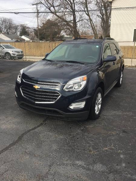 2017 Chevrolet Equinox for sale at Car Now LLC in Madison Heights MI