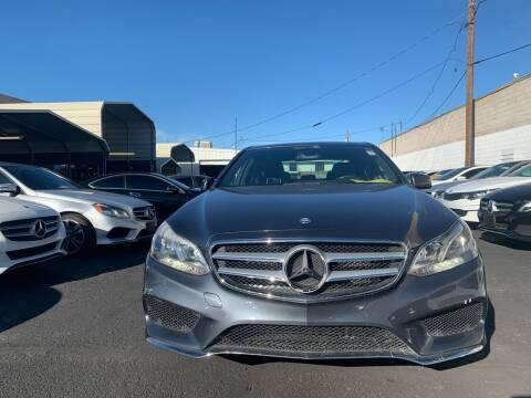 2016 Mercedes-Benz E-Class for sale at Auto Center Of Las Vegas in Las Vegas NV