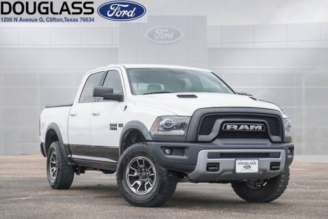 2016 RAM Ram Pickup 1500 for sale at Douglass Automotive Group - Douglas Ford in Clifton TX