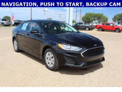 2020 Ford Fusion for sale at STANLEY FORD ANDREWS in Andrews TX