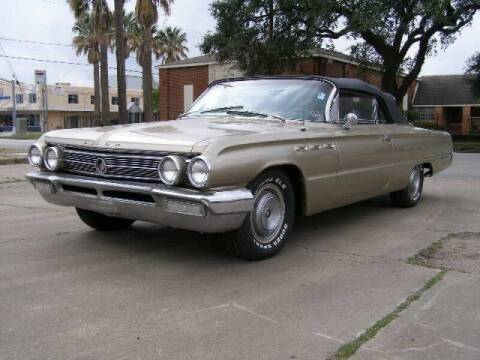 1962 Buick Invicta for sale at SARCO ENTERPRISE inc in Houston TX