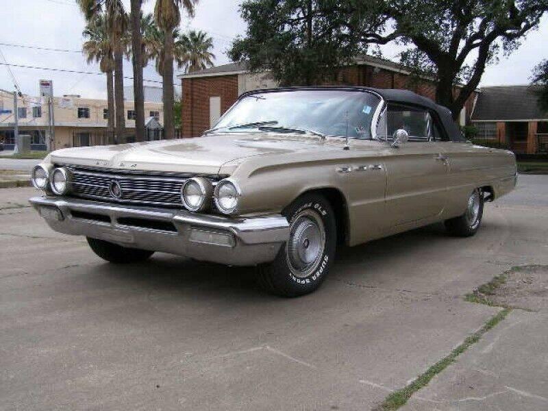 1962 Buick Invicta for sale at SARCO ENTERPRISE inc in Houston TX